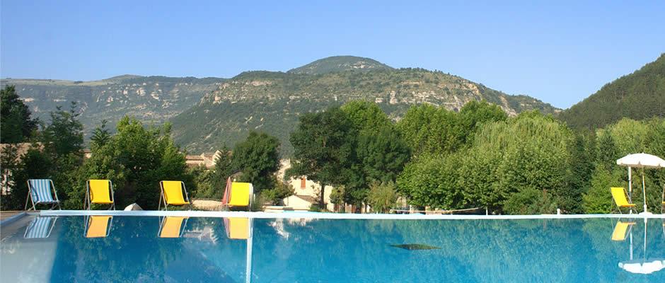 Centres de vacances de la Drôme